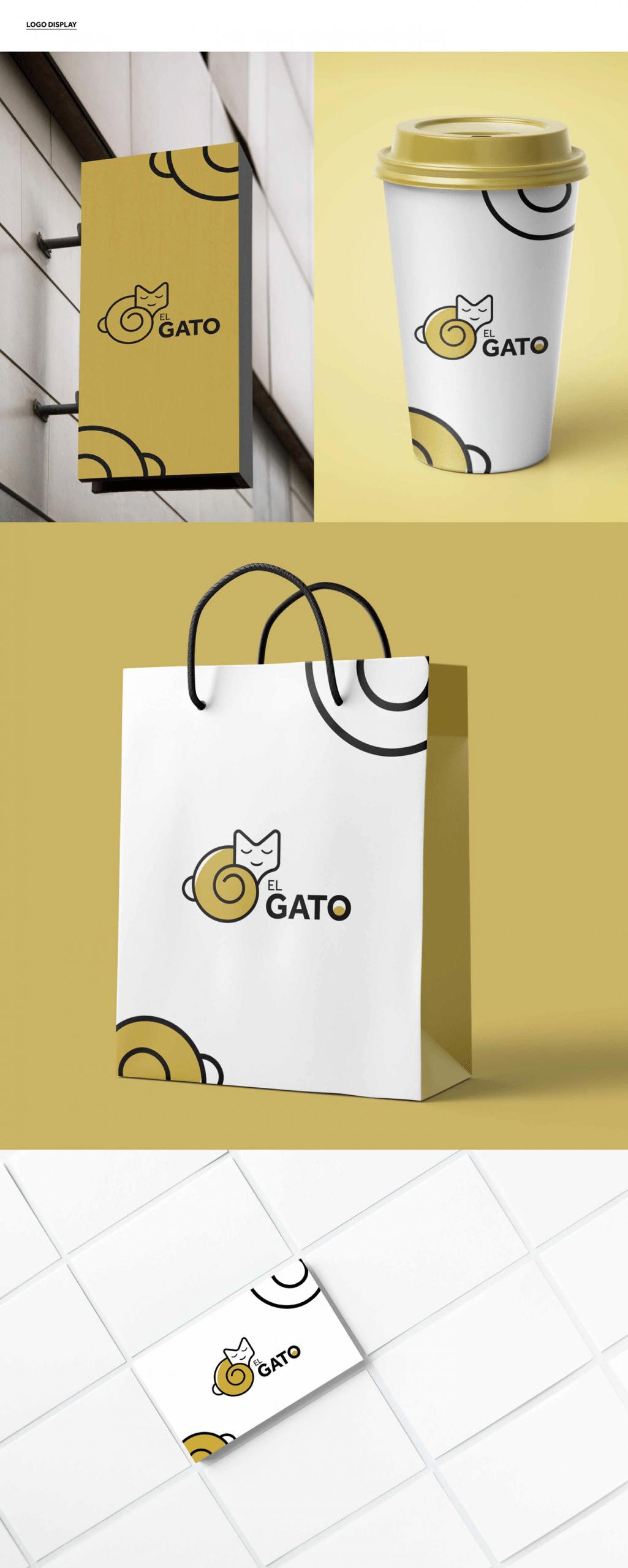 elgato - logo design